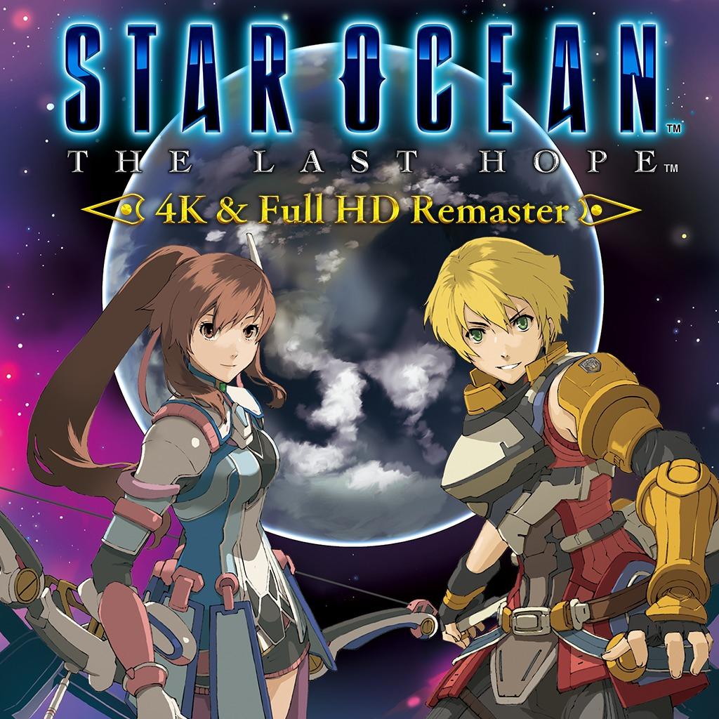 STAR OCEAN™ - THE LAST HOPE -™ 4K & Full HD Remaster (PS4) £8.49 @ PlayStation Network