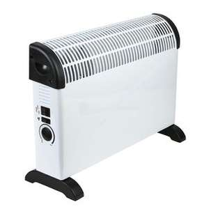 Convector Heater with Fan - £6.25 @ Clas Ohlson Liverpool (75% off everything)