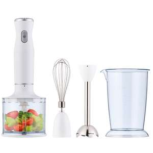 Sainsbury's Home Hand Blender 3 In 1 Set £12 @ Sainsbury's (online and in-store)