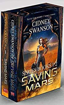 Saving Mars Series Books 1-2 Free Kindle book