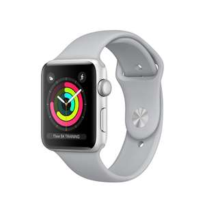 Apple Watch Series 3 Aluminium 42mm GPS £189 @ Apple Store Refurbished