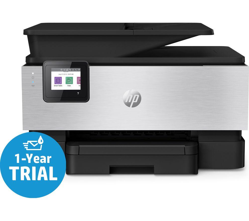 HP OfficeJet Pro 9019 All-in-One Wireless Inkjet Printer Copier Scanner Fax £199 + £50 Cashback + 12 Months Ink! £149 @ Currys