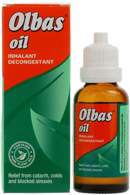 Olbas Oil 15ml - 75p Instore @ Asda (Bordesley Green)
