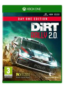 Xbox One Dirt Rally 2.0 Day One Edition - Pre-Owned - £19.99 @ eBay / Boomerrangrentals