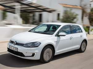 Volkswagon e-Golf - 24 Month Lease with 10k mls/yr at £270 p/mth (plus deposit £1620 and £300 admin) @ Stable Leasing - Total Cost £8,400