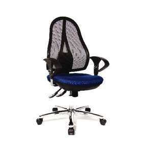 TOPSTAR Open Point® Deluxe SY Mesh Task Office Chair - £23.70 (With Code) @ Staples