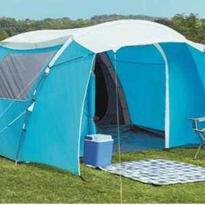 6 man family tent was down to £11.25 instore in Tesco (Glasgow)