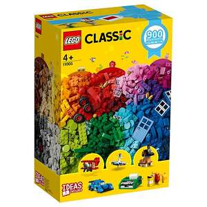 LEGO Classic Creative Fun 11005 - 900 pieces for £18 @ George (Free Click & Collect)