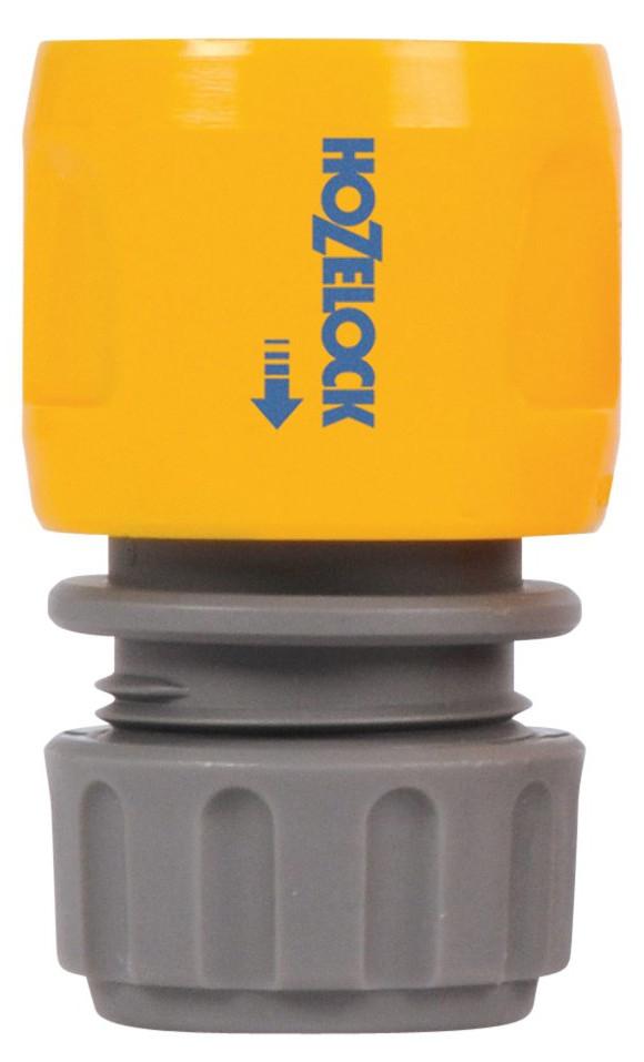 Hozelock Hose end connector (12.5mm & 15mm) for £1.85 (Prime) / £6.34 (NP) delivered @ Amazon (also Hozelock Ltd Multi Spray Gun £4.50)