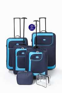 6-Piece Luggage Set £36.99 inclusive delivery @ Studio