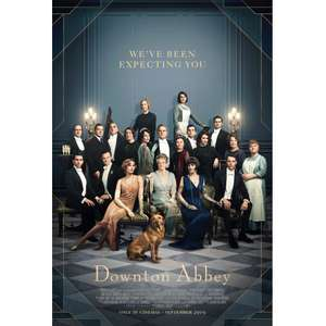 Free Cinema  Tickets - Downton Abbey @  See It First