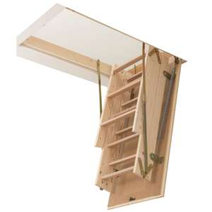 Abru Timber Loft Ladder kit £85 @ Homebase