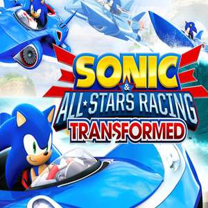 [Steam] Sonic & All-Stars Racing Transformed Collection PC - £3.74 @ Fanatical