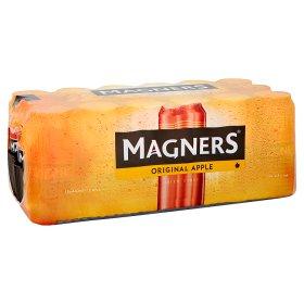 18 X 440ml Magners Original Cider - £9.00 @ Asda