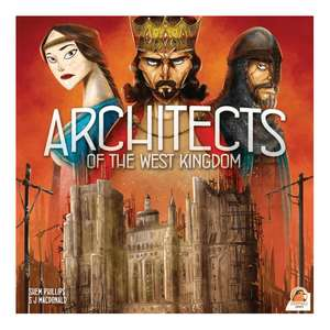 Architects of the West Kingdom Board Game - £33.20 (with code) @ Chaos Cards