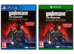 Wolfenstein Youngblood Deluxe Edition (PS4 / Xbox One) - £17.99 delivered @ Smyths