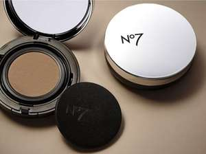 No7 Aqua Perfect Cushion Foundation x9 for £20 @ Boots (Free click & collect)