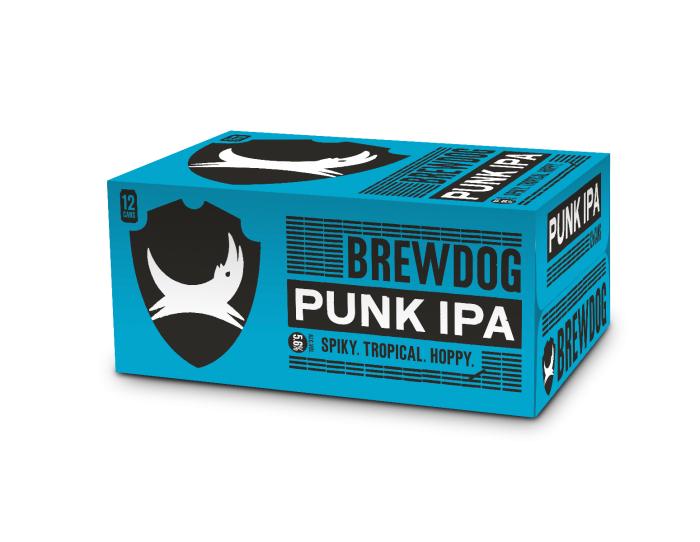 12 Punk IPA and a free Brew Dog pint glass @ Asda Benton - £13