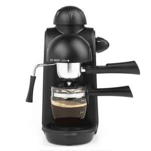 Salter EK3131 Espressimo Barista Style Coffee Machine £23.49 with code @ Robert Dyas - Free Click & Collect