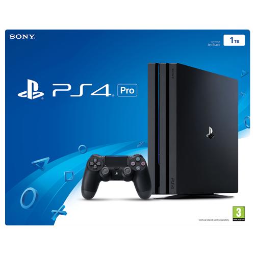 PlayStation 4 Pro 1TB - Black £219 @ AO