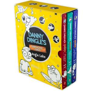 Danny Dingle's Fantastic Finds 3 Books Box Set now £3.44 delivered @ Books2door