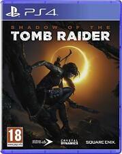 [PS4] Shadow Of The Tomb Raider (ex rental) £13.99 delivered @ Boomerangrentals/ebay