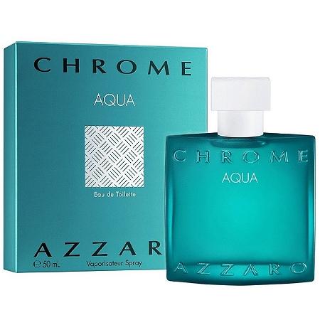 Azzaro Chrome Aqua Eau de Toilette 50ml - £13.49 (With Code) @ The Perfume Shop - Free Delivery