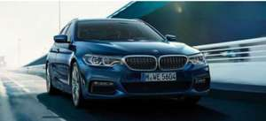 New BMW 5 SERIES Estate 520i M Sport 5dr Auto £32860 @ New Car Discount