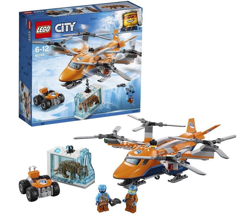 LEGO 60193 City Arctic Expedition Arctic Air Transport £14.97 @ Amazon (£19.46 NP)