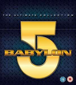 Babylon 5: The Complete Collection + The Lost Tales (DVD) £39.99 @ Entertainment Store eBay (Possible Quidco)