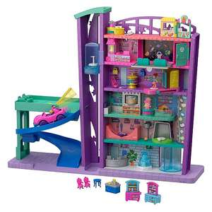Polly pocket Pollyville Mega Mall £20 @ Asda In Store & online