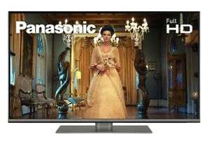 Manufacturer refurbished Panasonic TX-49FS352B 49 Inch SMART Full HD LED TV Freeview Play USB Playback £149.99 @ Panasonic Store eBay