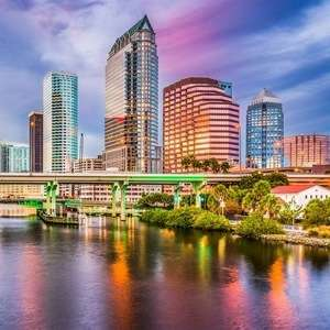 British Airways Direct Return flight to Tampa (Departing LGW  / January - March departures) £255 @ Skyscanner / Travel Trolley