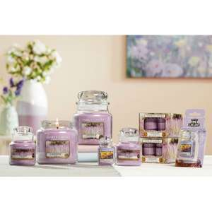 Yankee Candle Lavender 30 Piece Selection Box £30 Delivered @ Yankee Bundles