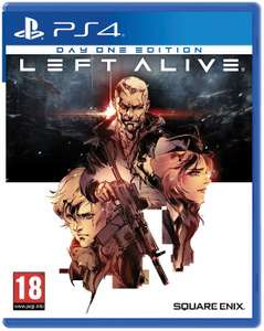 Left Alive (PS4) for £9.97 delivered @ Currys