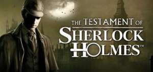 The Testament of Sherlock Holmes (Steam / PC) £3.74 @indiegala.com