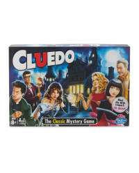 Hasbro Gaming Cluedo Family Game £9.99 @ ALDI Online (P&P £2.95 or FREE on orders over £20)
