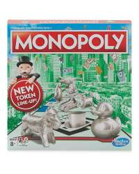 Hasbro Gaming Monopoly Classic £9.99 @ ALDI Online (P&P £2.95 or FREE on orders over £20)