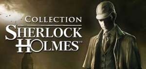 The Sherlock Holmes Collection (Steam / PC) £4.59 @ IndieGala