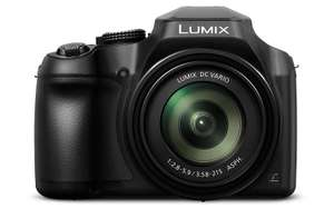 Panasonic Lumix DMC-FZ82 4K Bridge Camera £270.23 @ Amazon