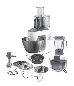 Kenwood KHH326WH MultiOne Stand Mixer, 1000 W, White - £75.00 Instore at Sainsburys (Crayford)