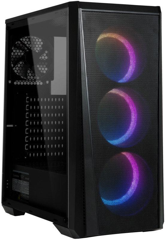 EG CD48 RGB ATX Tempered Glass Gaming Case £29.98 @ eBuyer