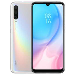 Xiaomi Mi A3 Dual Sim 4GB/64GB - More than White £142.99 @ eGlobal Central (£137 via new sign up)
