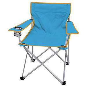 Adult folding camping chair £5 @ Tesco