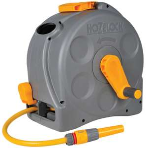 Hozelock Compact 2in1 Reel with 25m Hose for £22.50 @ Wilko (Instore)