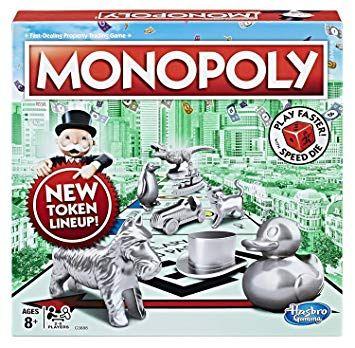 Monopoly Board Game (US Edition) £8.94 @ netpricedirect eBay