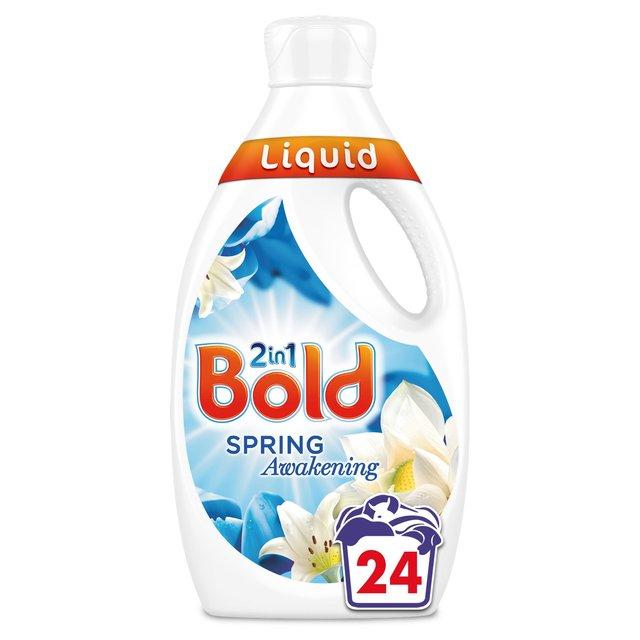 Bold Liquid 24 washes £2.50 @ Morrisons