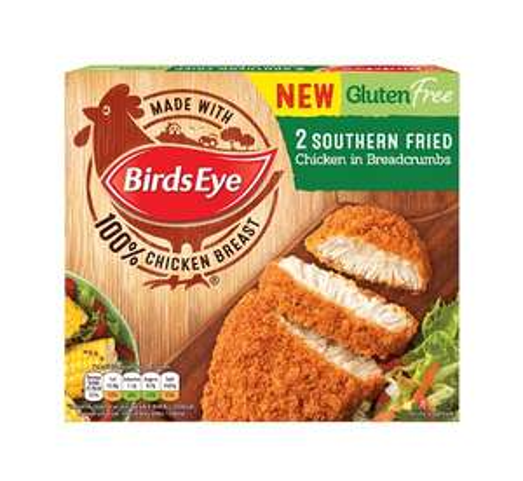 2 Gluten-Free Southern Fried Chicken in Breadcrumbs 79p @ Heron foods
