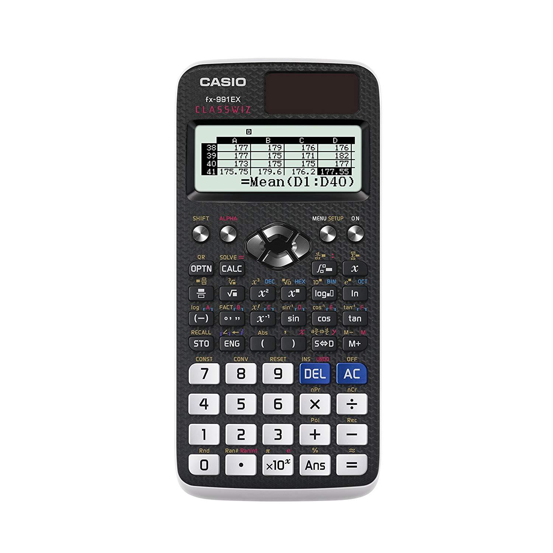 Casio FX-991EX Scientific calculator £3 @ ASDA (Swansea)