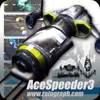AceSpeeder3 (Android Racing Game) Temporarily FREE on Google Play (was 89p)
